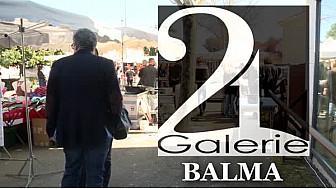 Galerie 21 à Balma: Invitation au vernissage de la nouvelle Galerie d'Art de Balma le 1 avril 2016