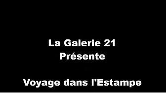 Voyage dans l'Estampe #Galerie21 #Balma #Estampadura #Toulouse