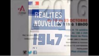 Réalités Nouvelles Paris 2016 #TVLocale #Art #Toulouse