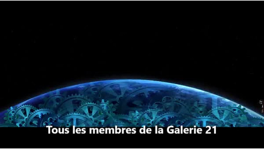 Bonne Année 2017 Galerie d'Art #Galerie21 #Balma #Toulouse